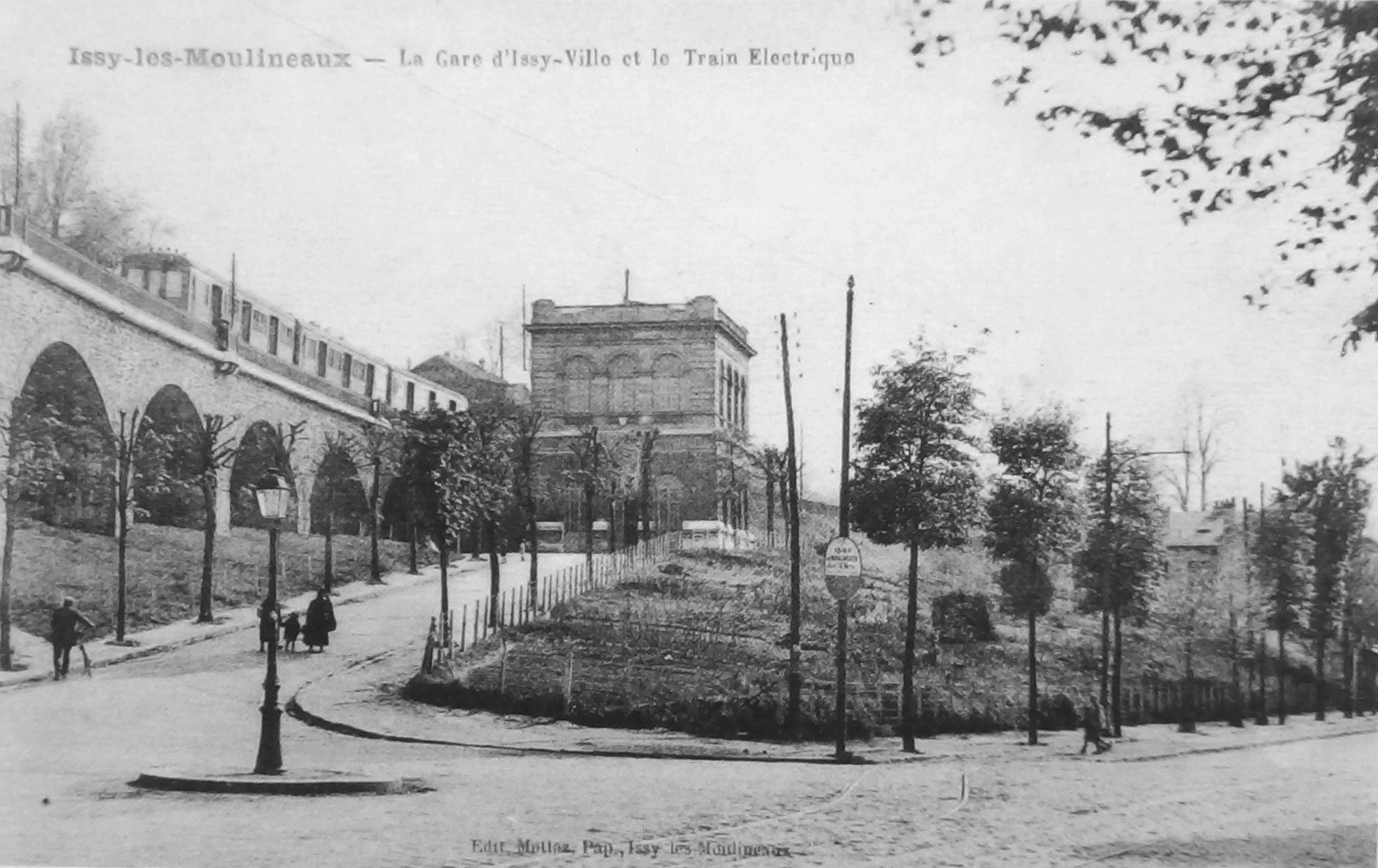 Issy Les Moulineaux Gare D 39 Issy Ville