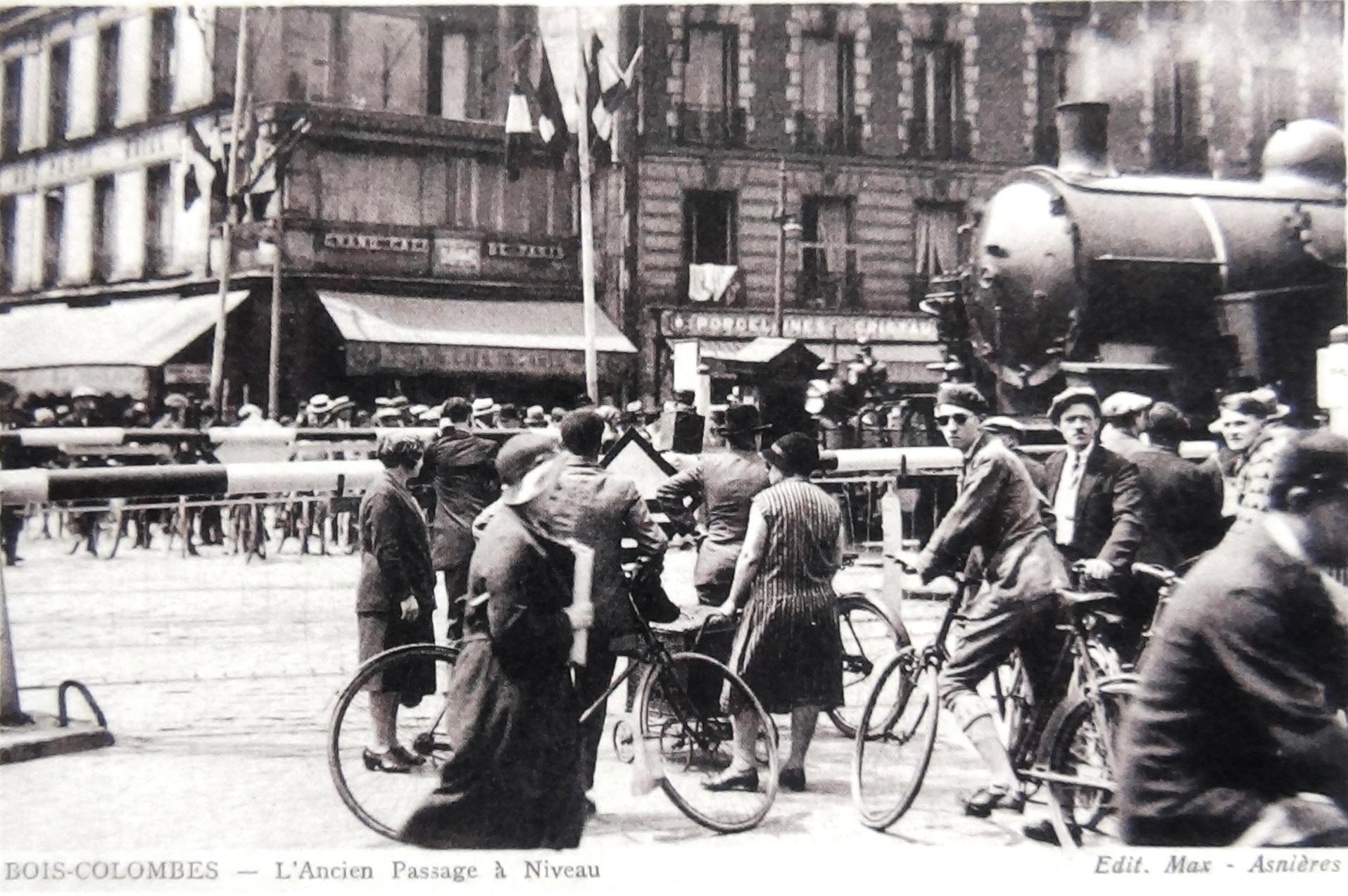 BOISCOLOMBES RUE DES BOURGUIGNONS ~ Rue Des Bourguignons Bois Colombes